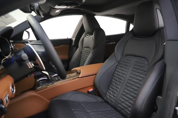New 2020 Maserati Quattroporte S Q4 GranSport for sale $125,085 at Alfa Romeo of Westport in Westport CT 06880 14