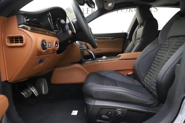 New 2020 Maserati Quattroporte S Q4 GranSport for sale $125,085 at Alfa Romeo of Westport in Westport CT 06880 15