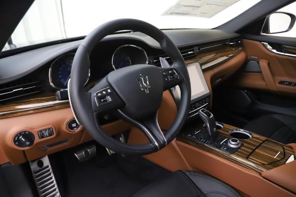 New 2020 Maserati Quattroporte S Q4 GranSport for sale $125,085 at Alfa Romeo of Westport in Westport CT 06880 16