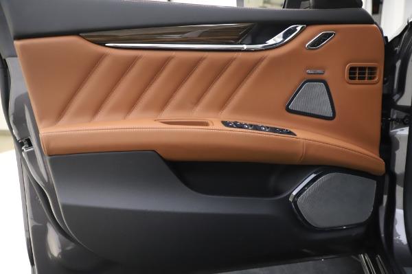 New 2020 Maserati Quattroporte S Q4 GranSport for sale $125,085 at Alfa Romeo of Westport in Westport CT 06880 17