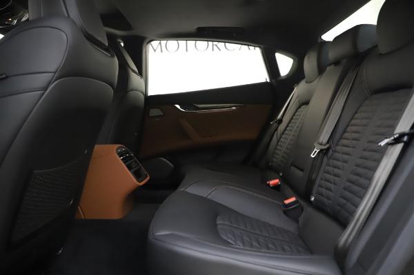 New 2020 Maserati Quattroporte S Q4 GranSport for sale $125,085 at Alfa Romeo of Westport in Westport CT 06880 19