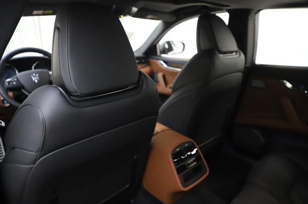 New 2020 Maserati Quattroporte S Q4 GranSport for sale $125,085 at Alfa Romeo of Westport in Westport CT 06880 20