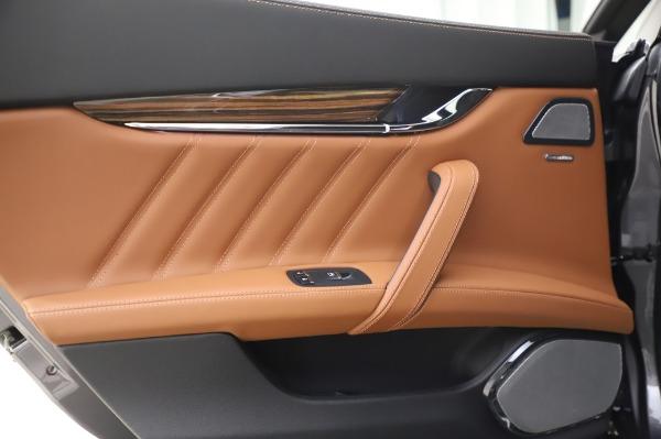 New 2020 Maserati Quattroporte S Q4 GranSport for sale $125,085 at Alfa Romeo of Westport in Westport CT 06880 21