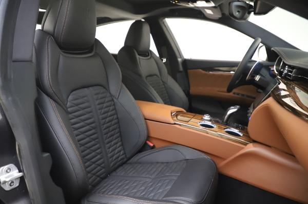 New 2020 Maserati Quattroporte S Q4 GranSport for sale $125,085 at Alfa Romeo of Westport in Westport CT 06880 22
