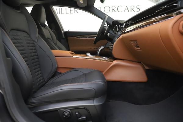 New 2020 Maserati Quattroporte S Q4 GranSport for sale $125,085 at Alfa Romeo of Westport in Westport CT 06880 23