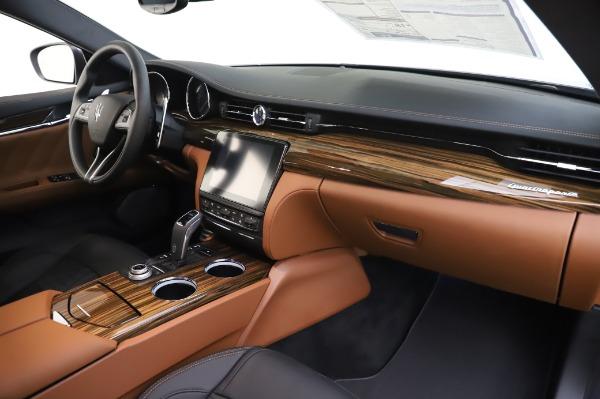 New 2020 Maserati Quattroporte S Q4 GranSport for sale $125,085 at Alfa Romeo of Westport in Westport CT 06880 24