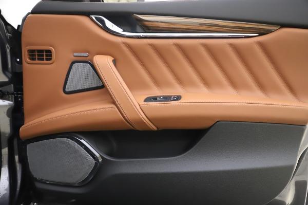 New 2020 Maserati Quattroporte S Q4 GranSport for sale $125,085 at Alfa Romeo of Westport in Westport CT 06880 25