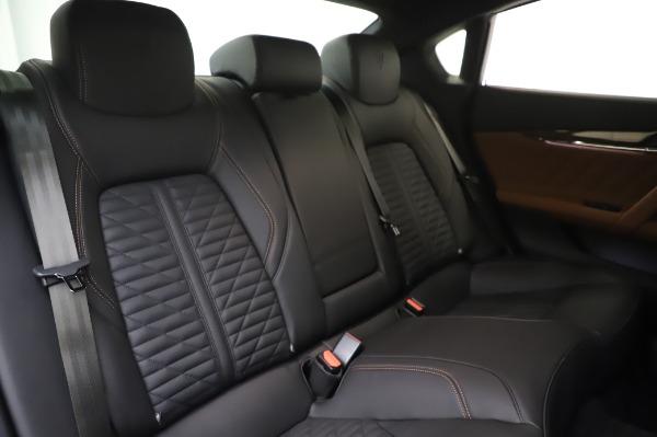 New 2020 Maserati Quattroporte S Q4 GranSport for sale $125,085 at Alfa Romeo of Westport in Westport CT 06880 27
