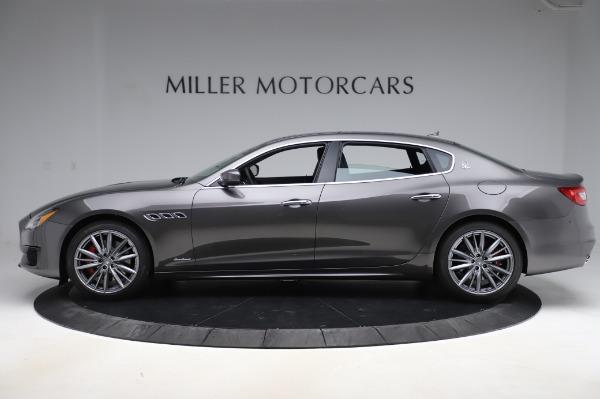 New 2020 Maserati Quattroporte S Q4 GranSport for sale $125,085 at Alfa Romeo of Westport in Westport CT 06880 3
