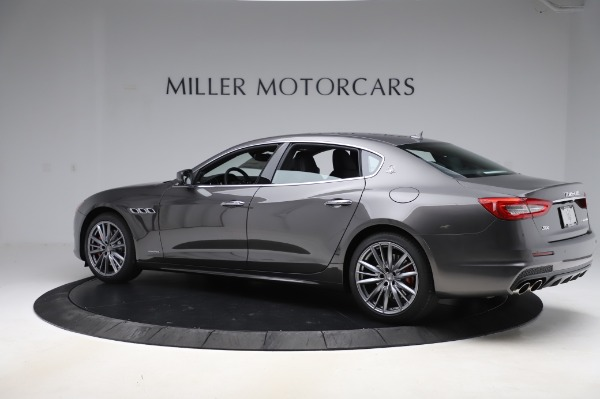 New 2020 Maserati Quattroporte S Q4 GranSport for sale $125,085 at Alfa Romeo of Westport in Westport CT 06880 4