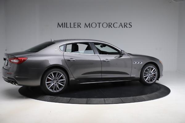 New 2020 Maserati Quattroporte S Q4 GranSport for sale $125,085 at Alfa Romeo of Westport in Westport CT 06880 8