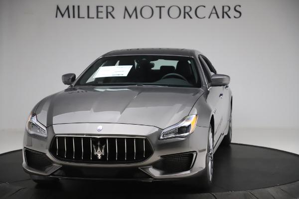 New 2020 Maserati Quattroporte S Q4 GranSport for sale $125,085 at Alfa Romeo of Westport in Westport CT 06880 1