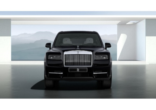 New 2021 Rolls-Royce Cullinan for sale $376,075 at Alfa Romeo of Westport in Westport CT 06880 2