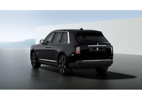New 2021 Rolls-Royce Cullinan for sale $376,075 at Alfa Romeo of Westport in Westport CT 06880 3