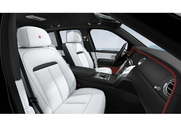 New 2021 Rolls-Royce Cullinan for sale $376,075 at Alfa Romeo of Westport in Westport CT 06880 5