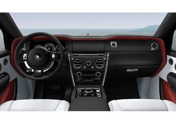 New 2021 Rolls-Royce Cullinan for sale $376,075 at Alfa Romeo of Westport in Westport CT 06880 6