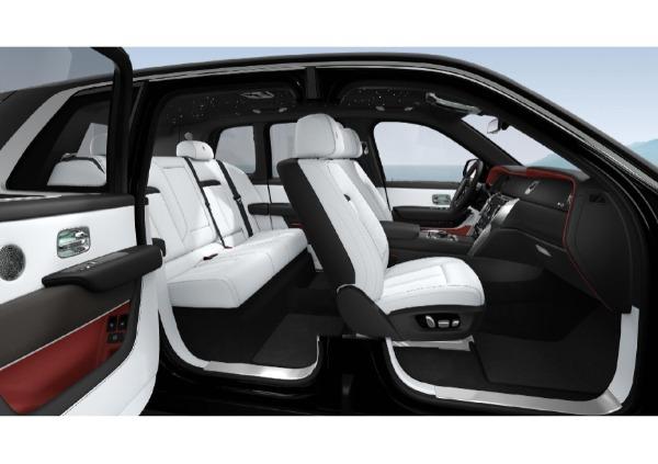 New 2021 Rolls-Royce Cullinan for sale $376,075 at Alfa Romeo of Westport in Westport CT 06880 7