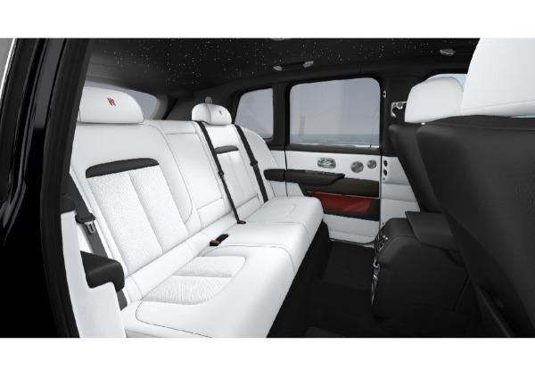 New 2021 Rolls-Royce Cullinan for sale $376,075 at Alfa Romeo of Westport in Westport CT 06880 8
