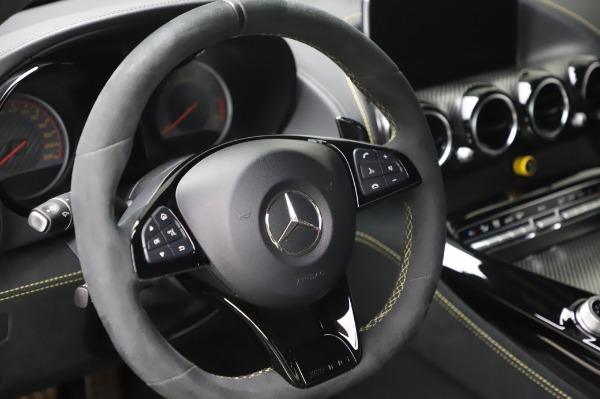 Used 2019 Mercedes-Benz AMG GT R for sale $155,900 at Alfa Romeo of Westport in Westport CT 06880 18
