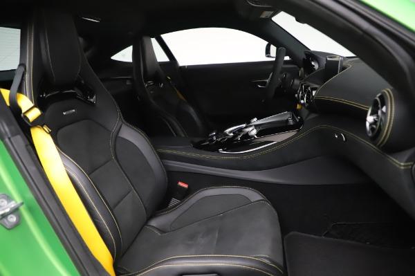 Used 2019 Mercedes-Benz AMG GT R for sale $155,900 at Alfa Romeo of Westport in Westport CT 06880 20