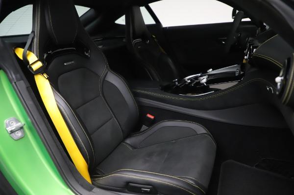 Used 2019 Mercedes-Benz AMG GT R for sale $155,900 at Alfa Romeo of Westport in Westport CT 06880 21