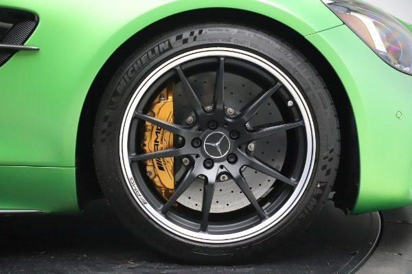 Used 2019 Mercedes-Benz AMG GT R for sale $155,900 at Alfa Romeo of Westport in Westport CT 06880 23