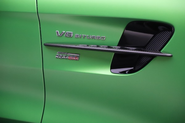 Used 2019 Mercedes-Benz AMG GT R for sale $155,900 at Alfa Romeo of Westport in Westport CT 06880 24