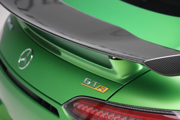 Used 2019 Mercedes-Benz AMG GT R for sale $155,900 at Alfa Romeo of Westport in Westport CT 06880 26