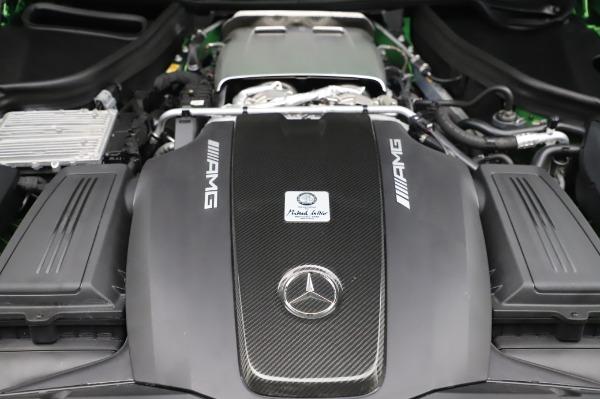 Used 2019 Mercedes-Benz AMG GT R for sale $155,900 at Alfa Romeo of Westport in Westport CT 06880 28