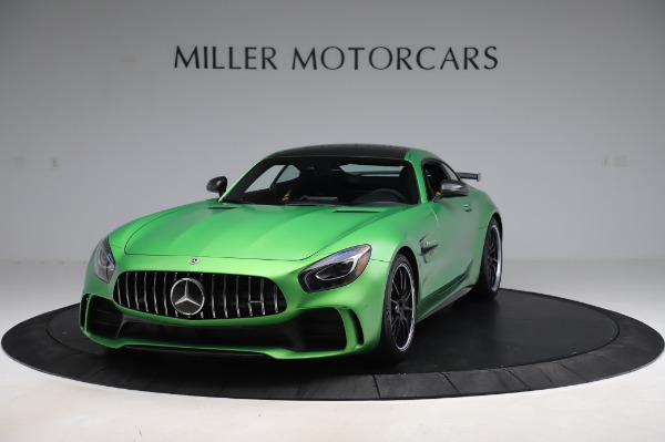 Used 2019 Mercedes-Benz AMG GT R for sale $155,900 at Alfa Romeo of Westport in Westport CT 06880 1