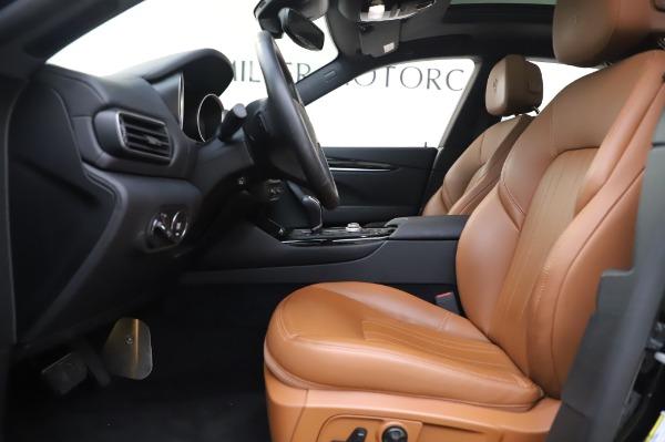 Used 2017 Maserati Levante Q4 for sale $51,900 at Alfa Romeo of Westport in Westport CT 06880 15