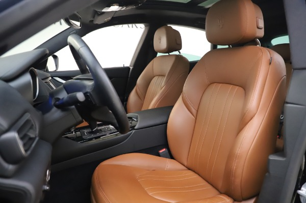 Used 2017 Maserati Levante Q4 for sale $51,900 at Alfa Romeo of Westport in Westport CT 06880 16