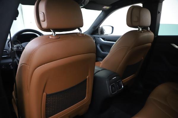 Used 2017 Maserati Levante Q4 for sale $51,900 at Alfa Romeo of Westport in Westport CT 06880 20