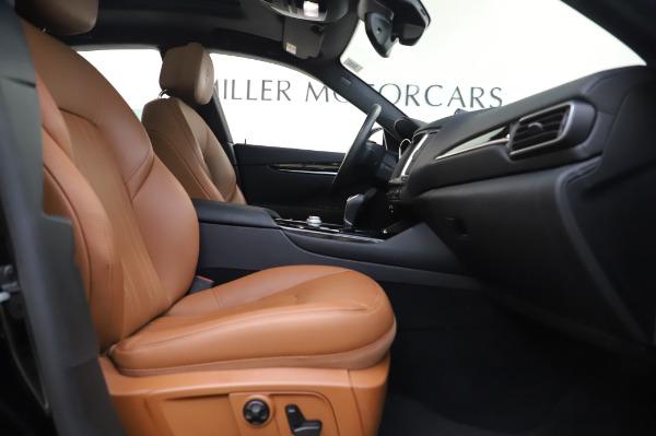 Used 2017 Maserati Levante Q4 for sale $51,900 at Alfa Romeo of Westport in Westport CT 06880 22