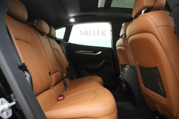 Used 2017 Maserati Levante Q4 for sale $51,900 at Alfa Romeo of Westport in Westport CT 06880 25
