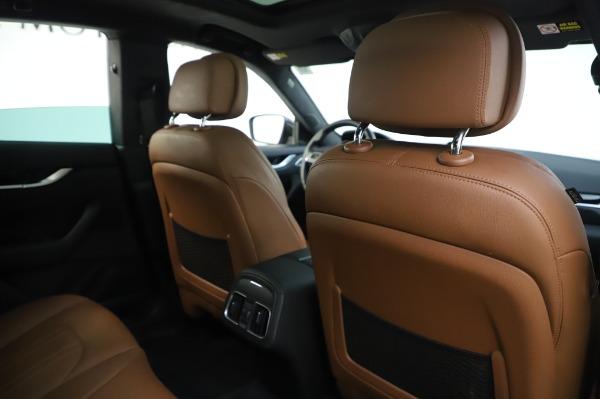 Used 2017 Maserati Levante Q4 for sale $51,900 at Alfa Romeo of Westport in Westport CT 06880 26