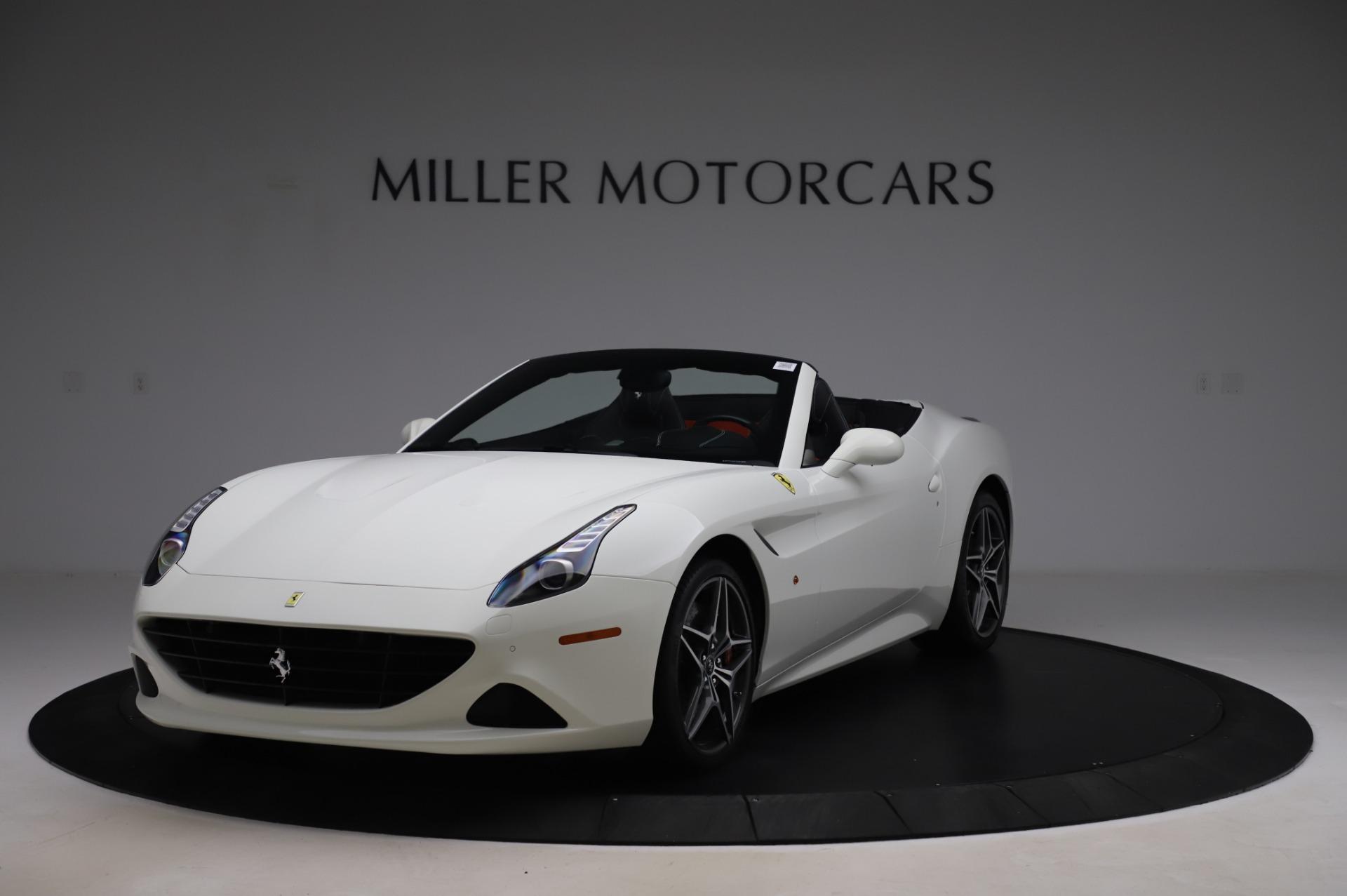 Used 2015 Ferrari California T for sale $159,900 at Alfa Romeo of Westport in Westport CT 06880 1