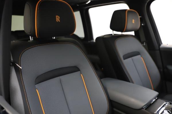 Used 2019 Rolls-Royce Cullinan for sale $349,900 at Alfa Romeo of Westport in Westport CT 06880 11