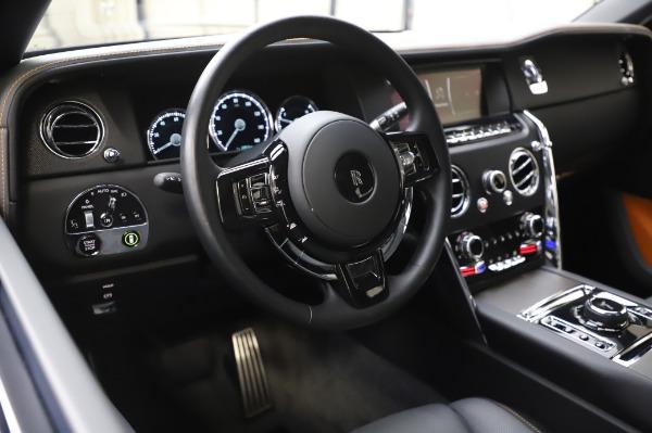 Used 2019 Rolls-Royce Cullinan for sale $349,900 at Alfa Romeo of Westport in Westport CT 06880 12