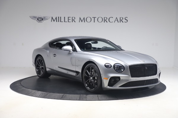 New 2020 Bentley Continental GT V8 First Edition for sale $276,600 at Alfa Romeo of Westport in Westport CT 06880 11