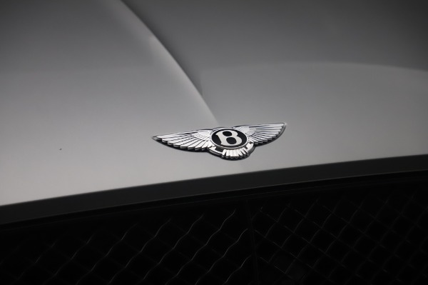 New 2020 Bentley Continental GT V8 First Edition for sale $276,600 at Alfa Romeo of Westport in Westport CT 06880 14