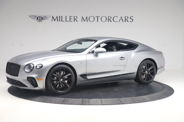 New 2020 Bentley Continental GT V8 First Edition for sale $276,600 at Alfa Romeo of Westport in Westport CT 06880 2