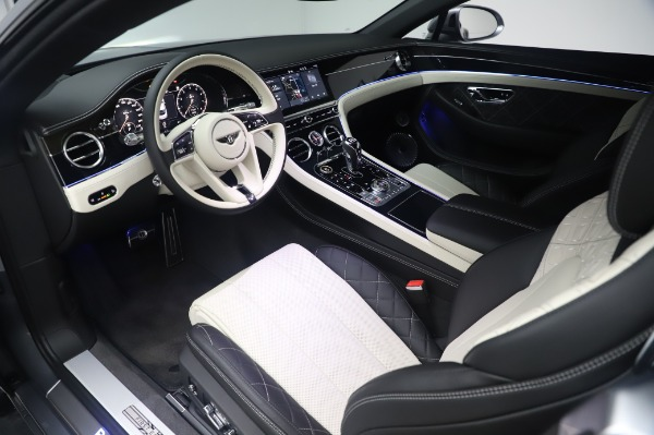 New 2020 Bentley Continental GT V8 First Edition for sale $276,600 at Alfa Romeo of Westport in Westport CT 06880 20