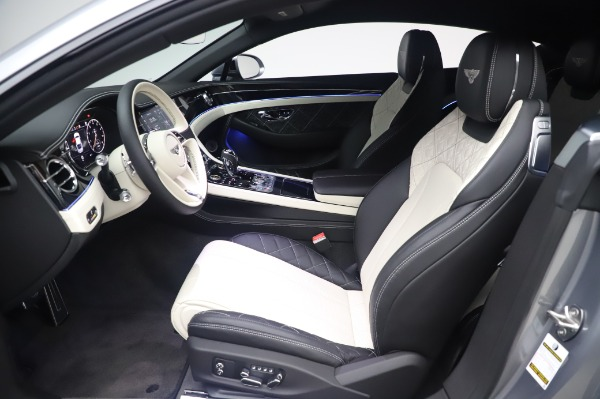 New 2020 Bentley Continental GT V8 First Edition for sale $276,600 at Alfa Romeo of Westport in Westport CT 06880 21
