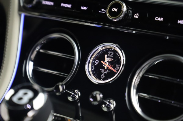 Used 2020 Bentley Continental GT V8 First Edition for sale $253,900 at Alfa Romeo of Westport in Westport CT 06880 26