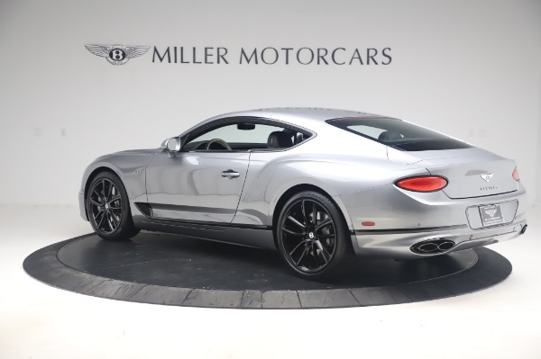 New 2020 Bentley Continental GT V8 First Edition for sale $276,600 at Alfa Romeo of Westport in Westport CT 06880 4