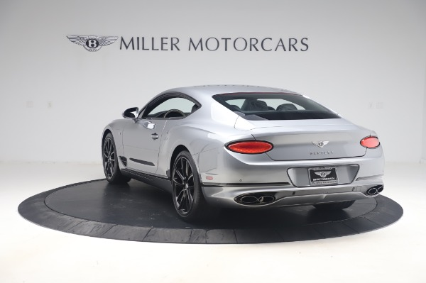 New 2020 Bentley Continental GT V8 First Edition for sale $276,600 at Alfa Romeo of Westport in Westport CT 06880 5