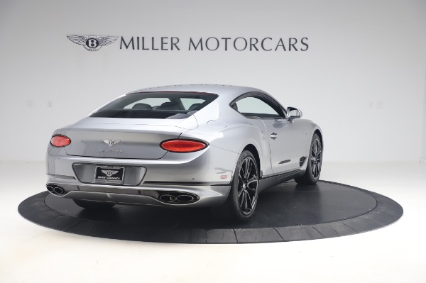 New 2020 Bentley Continental GT V8 First Edition for sale $276,600 at Alfa Romeo of Westport in Westport CT 06880 7
