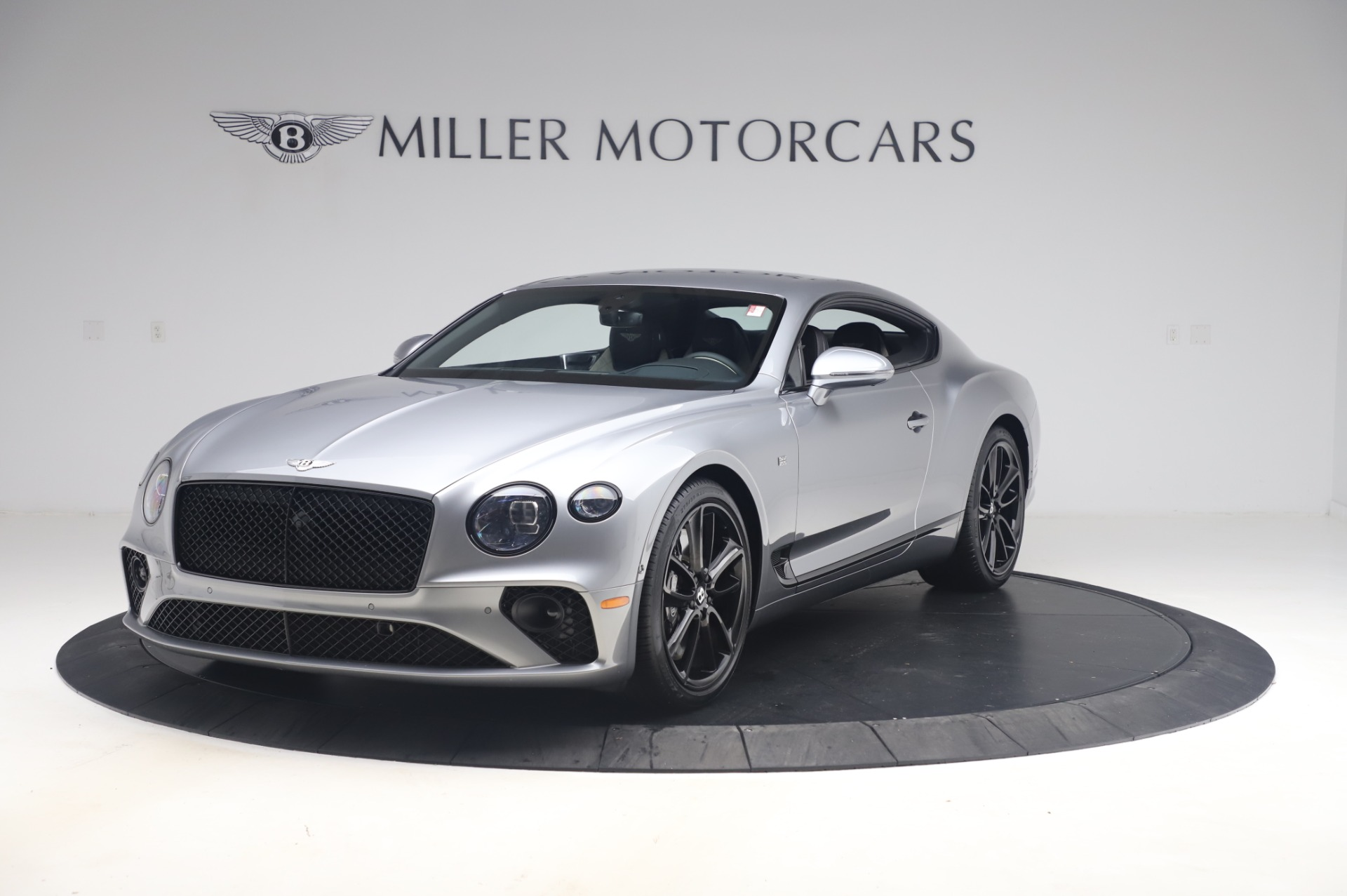 New 2020 Bentley Continental GT V8 First Edition for sale $276,600 at Alfa Romeo of Westport in Westport CT 06880 1