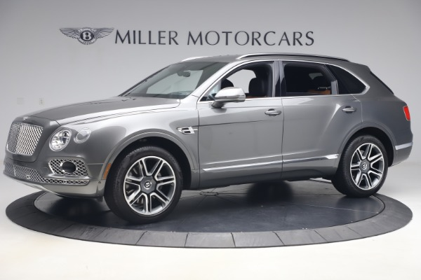 Used 2018 Bentley Bentayga Activity Edition for sale $159,900 at Alfa Romeo of Westport in Westport CT 06880 2